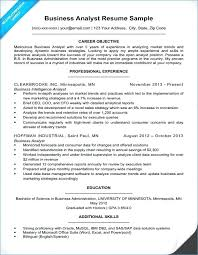Resume Samples Pdf Inspiration Business Analyst Resume Examples Business Analyst Resume Samples