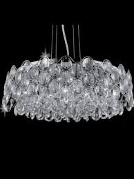chrome chandeliers