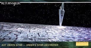 death star size star wars death stars