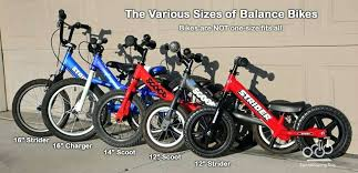wooden balance bike plans size comparison of balance bikes with tire size inches to inches including wooden balance bike plans