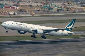 Cathay Pacific Fleet Boeing 777 300 Er Details And Pictures