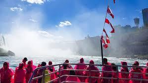 horner niagara cruises summer in niagara falls ontario canada