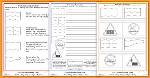 Water-safety-worksheets & Remarkable Water Safety Coloring Pages 9 ...