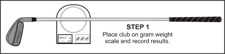 Golf Club Swingweight Calculator Hireko Custom Golf Clubs