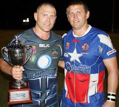 tigers claw wren cup back central highlands rugby league football qld sportstg