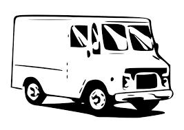 Kleurplaat Bestelwagen Afb 10332 Images
