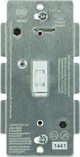 ge z wave in wall smart lighting control dimmer hub required 12729