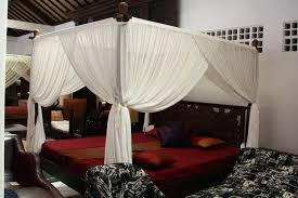 canopy bed cover