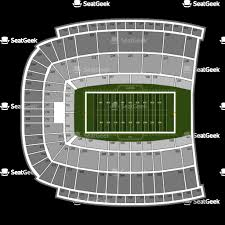 Ohio Stadium Seating Chart Ohio State Seating Chart Boone Pickens Stadium Seating Chart