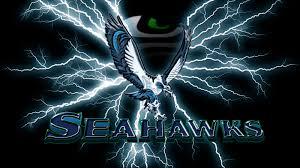 seahawks logo wallpaper by milesj206