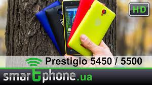 Prestigio MultiPhone 5450 DUO / 5500 ...