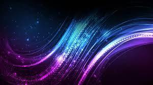 HD Blue and Purple Wallpaper ...