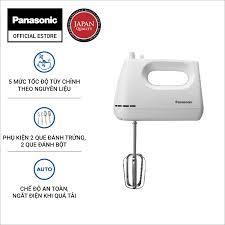 Máy đánh trứng cầm tay Panasonic MK-GH3WRA - Bảo Hành 12 Tháng Chính Hãng