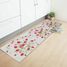 Kitchen Carpet Flooring Popular Strawberry Kitchen Rug Buy Cheap Strawberry Kitchen Rug