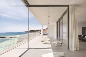 new sliding glass wall minimal framed system for residential pro cost canada interior toronto uk phoenix with screen