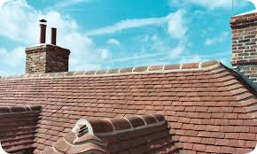heritage clay roof tiles pointed capping stones