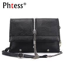 <b>Women</b> Messenger <b>Bags 2019 Vintage</b> Leather Shoulder <b>Bag</b> ...