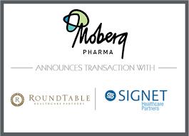 moberg pharma announces transformational transaction
