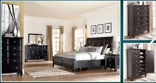 Marvelous Ideas Ashley Furniture Black Bedroom Set Extraordinary