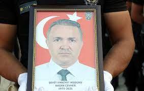 Hakkari İl Emniyet Müdür Yardımcısı Hasan Cevher'i vuran polis memuru  tutuklandı - 14.07.2021, Sputnik Türkiye