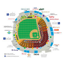 Marlins Stadium Seating Chart Marlins Park Cuisine Miami Marlins