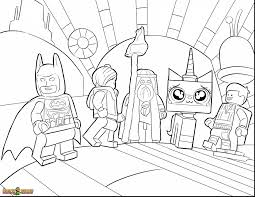 Lego Wonder Woman Coloring Pages At Getdrawingscom Free For