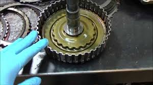 Toyota U241 E Transmission - Transmission repair - Damaged PCM ...
