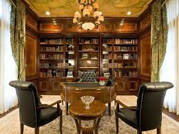 Traditional Home Office Design Delectable Luxury Home Office Design Business Man Images About Man Office On