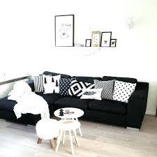 White couch pillows Geometric Black Sofa Pillows Black Sofa Pillows White House Design Black Sofa Pillows Brushed Black Throw Pillow Cover Large White