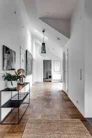 Attic Apartment Hallway Ideas