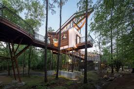Tree House Architecture The Mid America Science Museum Treehouse Architect Magazine