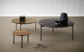 alta corte tommy ecoliving round coffee