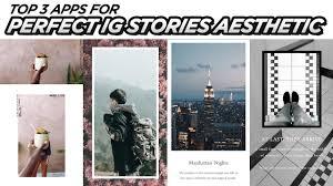 top 3 apps for perfect instagram stories easy aesthetic edits devanontech