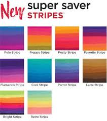 Red Heart Yarn Conversion Chart Red Heart Super Saver Stripes Yarn Review Crochet Memories