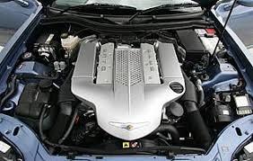 chrysler crossfire srt6 engine. picture of car in detail chrysler crossfire srt6 engine