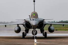 Indian Air Force formally inducts Dassault Rafale fighter jet
