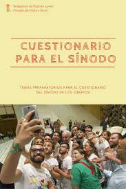 Image result for SINODO DE JOVENES 2018 IGLESIA CATOLICA
