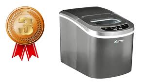 being one of the best countertop ice machines this avalon bay ice maker inevitably brings a lot of advantages to your countertop the avalon bay ab ice26s