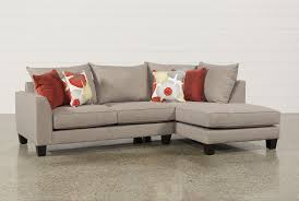 Sectional Living Room Shop Sectional Sofas Leather Sectionals Living Spaces