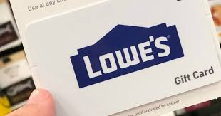 100 lowe s gift card only 90 shipped