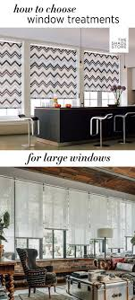 living room window treatments for large windows. window treatments for large windows living room