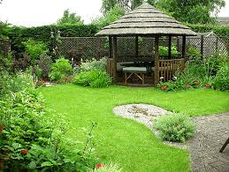Small Picture Simple House Design Garden Simple Garden Design Ideas For