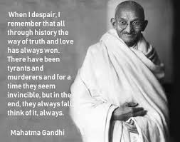 Gandhi Quotes On Love Extraordinary Mahatma Gandhi Quotes About Supreme Values Of Truth And Love