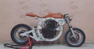 tinker motorbike can be built at home after a download insidehook