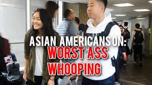 Whip her asian ass