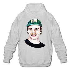 amazon com jin teng mac demarco men s graphic hoodie sweatshirt amazon com jin teng mac demarco men s graphic hoodie sweatshirt ash clothing
