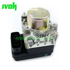 Brake Actuator Assembly ABS Pump for Toyota Corolla EX ZRE120 2007 ...