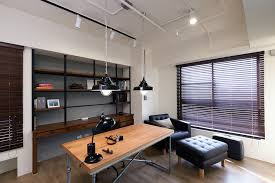 office track lighting. Black Club Chairs With Contemporary Task Home Office And Track Lighting I