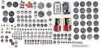 Ag10 Battery Equivalent Chart Pin By Justden On Infographics Battery Sizes Button Cell