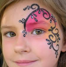 revealing swift plans for horror face painting
